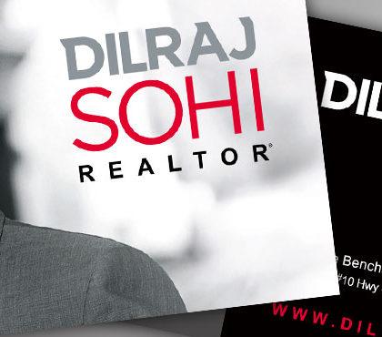 Raj Sohi Branding