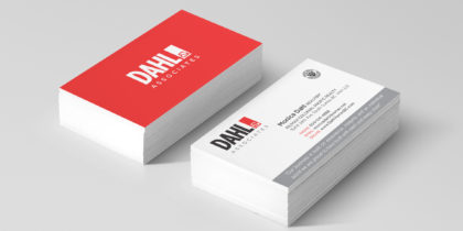 Dahl Branding & Business Cards