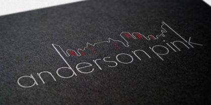 Anderson Pink Realtor Branding