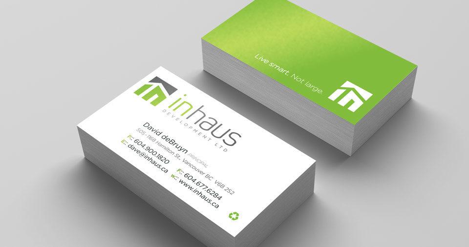 Inhaus Development Identity Package Agentid Marketing Real